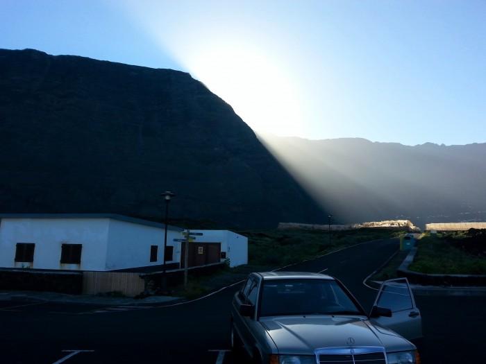 Le maestore montagne di Frontera (El Hierro)