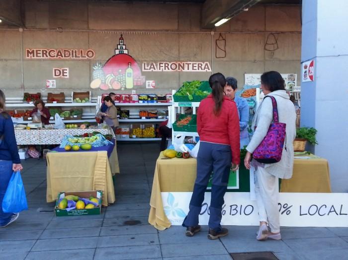 mercato Tigaday, El Hierro