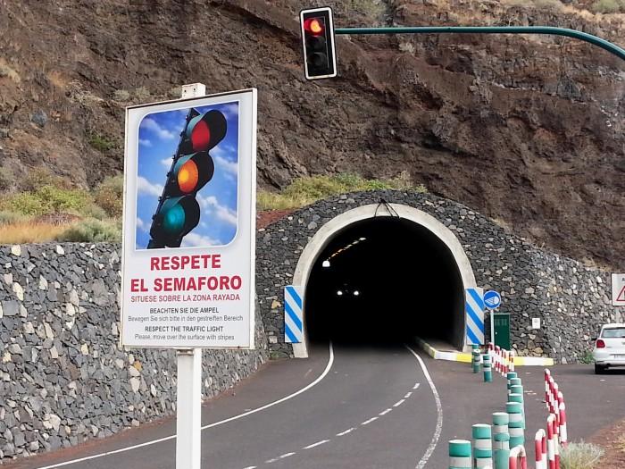 tunnel roque de bonanza, el hierro