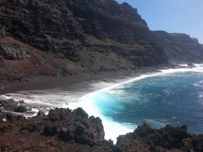 Some scenery in El Hierro