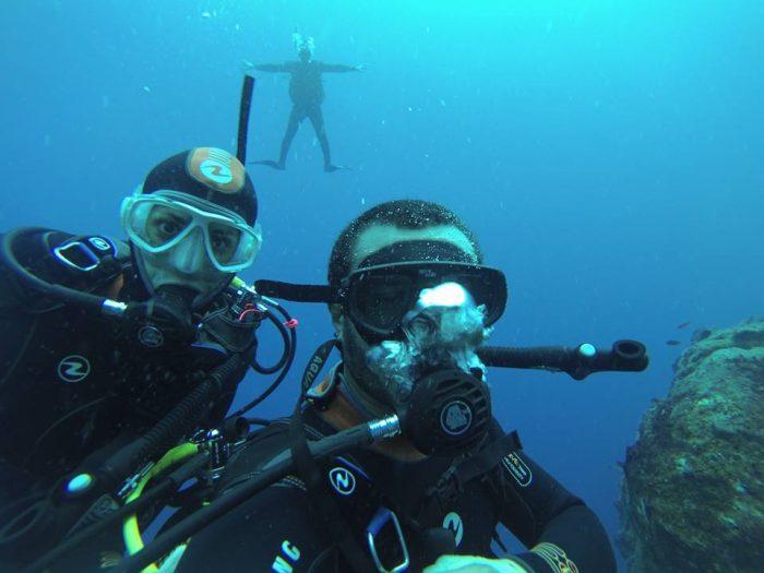 Diving La Restinga